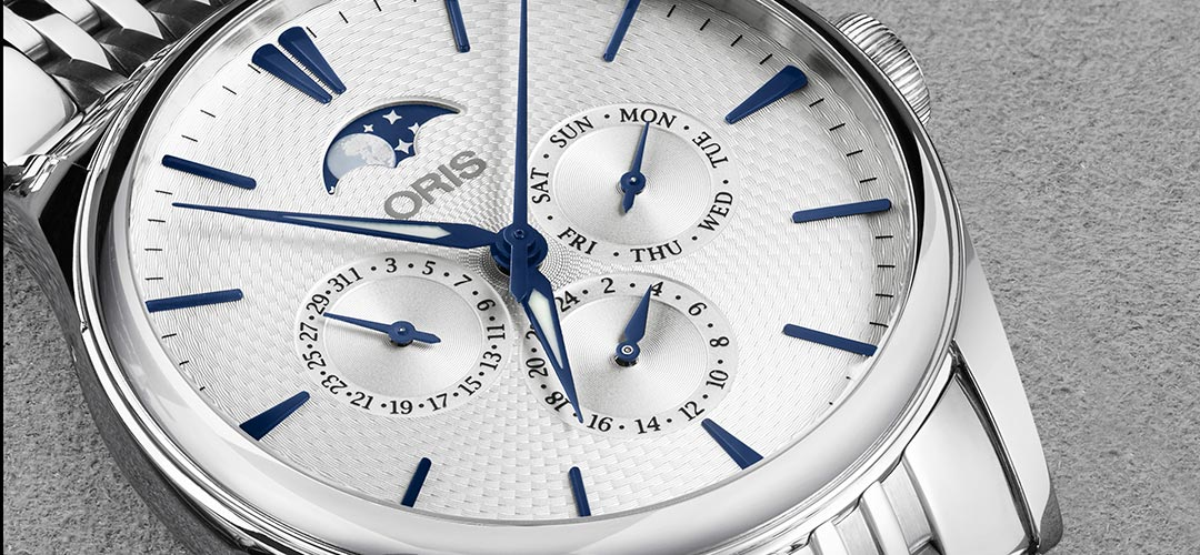 Oris Artelier Complication   Alles over Horloges