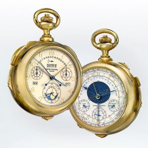Patek Philippe Calibre 89 | Alles over Horloges