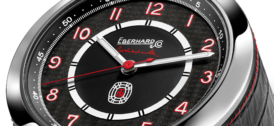 Eberhard & Co. Tazio Nuvolari Desk-Clock | Alles over Horloges