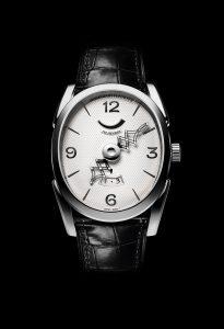 Parmigiani Fleurier Ovale Pantographe | Alles over Horloges