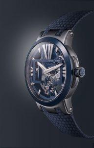 Ulysse Nardin Executive Skeleton Tourbillon | Alles over Horloges