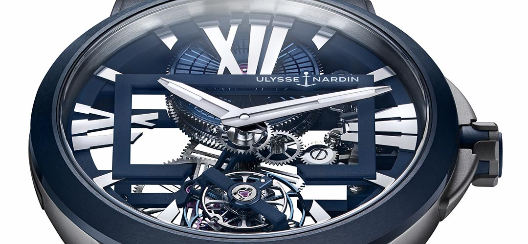 Ulysse Nardin Executive Skeleton Tourbillon | Alles over Horloges