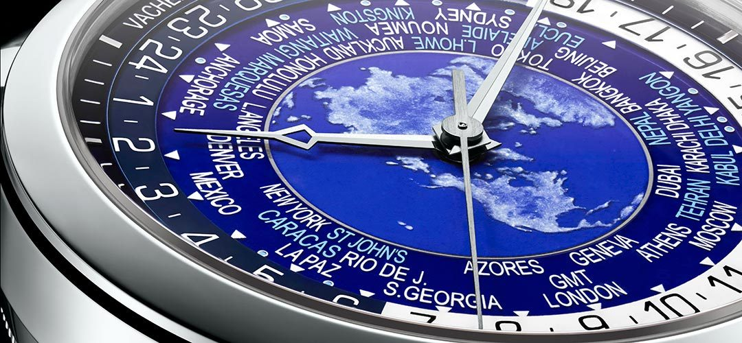 Vacheron Constantin Traditionelle World Time