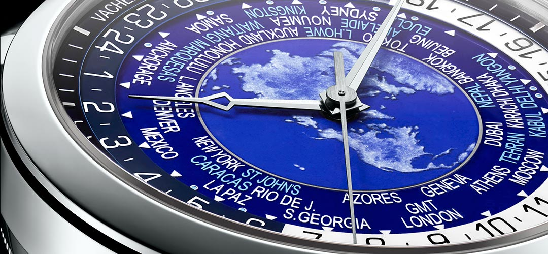Vacheron Constantin Traditionnelle World Time | Alles over Horloges