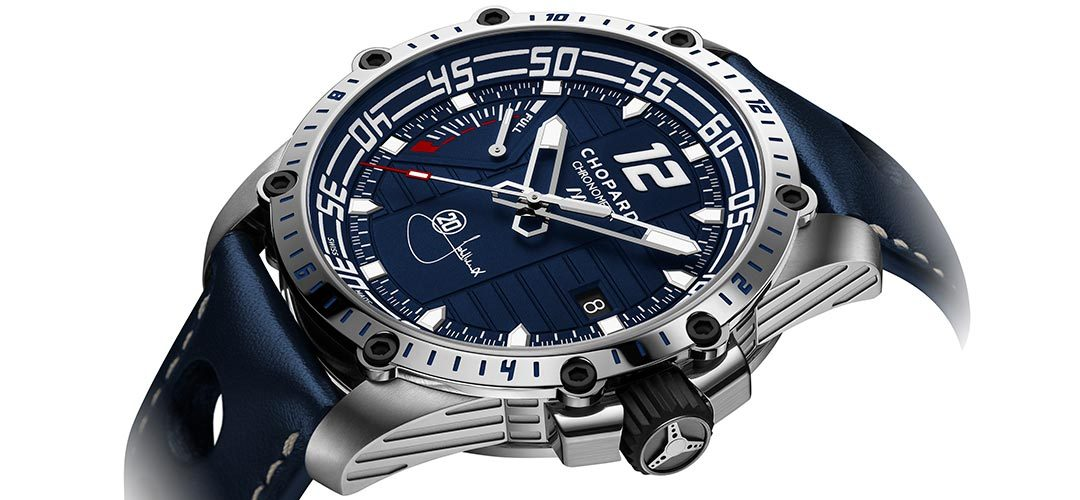 Chopard doneert een unieke chronometer aan Only Watch