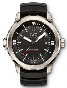 "IWC Aquatimer Automatic 2000 Edition ""35 Years Ocean 2000"" 
