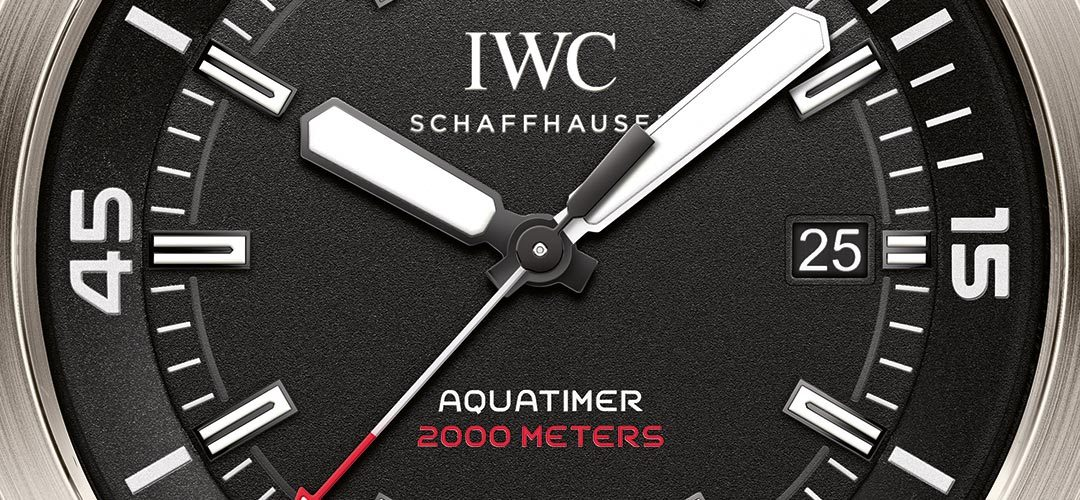 "IWC lanceert Aquatimer Automatic 2000 Edition ""35 Years Ocean 2000"""