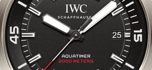 IWC Aquatimer Automatic Special Edition | Alles over Horloges