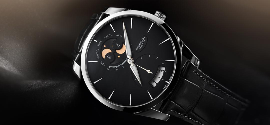 Parmigiani Fleurier Tonda 1950 Lune | Alles over Horloges