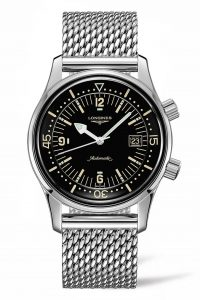 Longines Legend Diver Watch | Alles over Horloges
