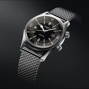 Longines Legend Diver Watch | Alles over Horloges