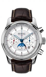 Bremont 1918 limited edition stainless steel | Alles over Horloges