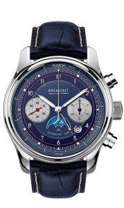 Bremont 1918 limited edition witgoud | Alles over Horloges