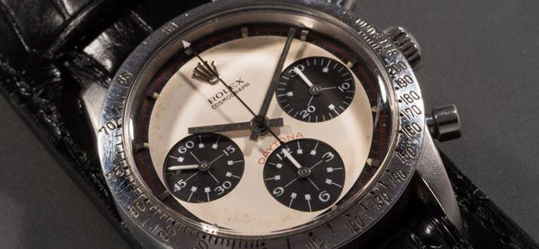 Recordbedrag voor Rolex Cosmograph Daytona 'Paul Newman'
