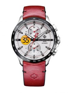 Cliftonclub Idian Burt Munro Limited Edition | Alles over Horloges