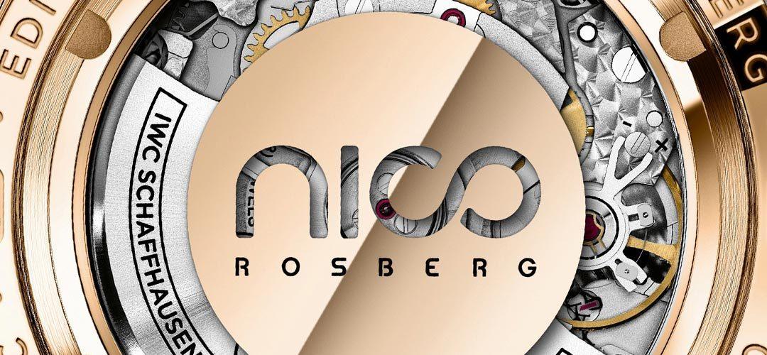 IWC eert Formule 1 wereldkampioen Nico Rosberg met special edition