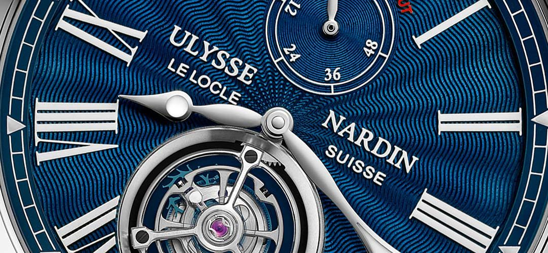 Preview SIHH: Ulysse Nardin Marine Tourbillon