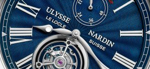 Ulysse Nardin Marine Tourbillon | Alles over Horloges