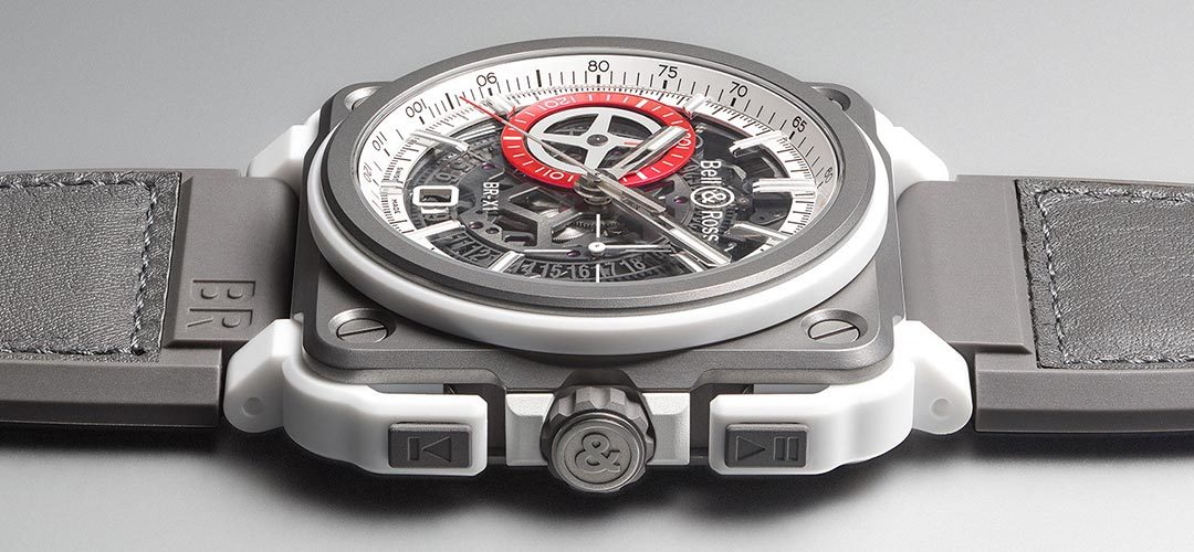 Bell & Ross BR-X1 (Tourbillon) White Hawk