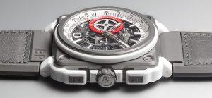 Bell & Ross X1 Whitehawk | Alles over Horloges