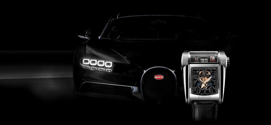 Nieuwe Bugatti Type 390 van Parmigiani Fleurier