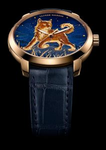 Ulysse Nardin Classico Year of the Dog| Alles over Horloges